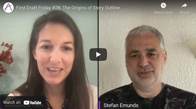 What are the origins of story?